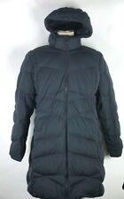 Women's LL Bean Stretch Down Coat Puffer Long Black Size 2X. $279 Retail