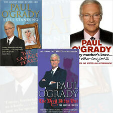 Paul O'Grady Collection (Still Standing,The Devil Rides Out) 3 Books Set New