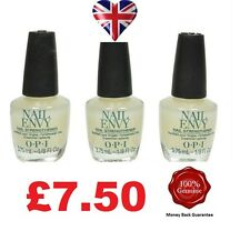 OPI Original Nail Envy Strengthener  3 x 3.75ml Mini Travel Size  X 3 Bottles