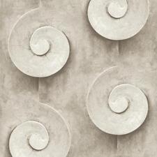 Muriva concha de mar con rosca estampado fondo Pantalla piedra imitación efecto