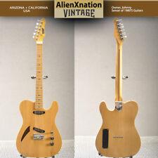 ESP 1986 Telecaster 48th Street New York Custom Guitar Japan