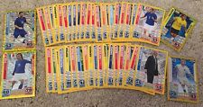 2014 Year of Brazil World Cup 43 Match Attax Cards