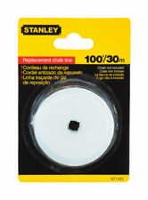 Stanley 47-101 30m/100 Replacement Chalk Line