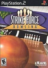 Strike Force Bowling (Sony PlayStation 2, 2004) ***SEALED***