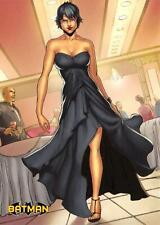 SELINA KYLE / DC Comics Batman The Legend (2013) BASE Trading Card #19