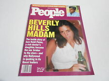 AUG 23 1993 PEOPLE magazine (NO LABEL) UNREAD - BEVERLY HILLS MADAM