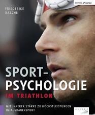Sportpsychologie im Triathlon von Friederike Rasche (2011, Gebundene Ausgabe)