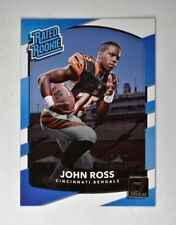 2017 Donruss Aqueous Test #344 John Ross III RR - NM-MT