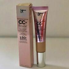 It Cosmetics CC+ Cream Your Skin but Better Illumination SPF Medium or Light