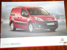 Citroen Berlingo brochure Jun 2012