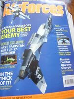 JOB LOT  X 12 2010  AIR FORCES MONTHLY AIRCRAFT AVIATION MAGAZINES FULL YEAR