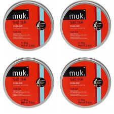 4 X MUK HARD MUK 95g Brutal Hold Low Sheen Genuine /SAME DAY POST -Aus Store