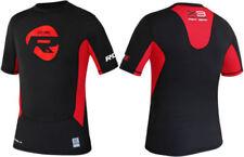 T-shirt noir pour arts martiaux et sports de combat Homme