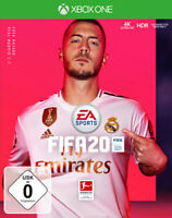 FIFA 20 - EA Sports FIFA Fußball 2020 - Xbox One Spiel - NEU OVP Blitzversand