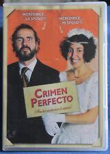 CRIMEN PERFECTO FINCHE' MORTE NON LI SEPARI - DVD N.03260