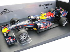 RED BULL RB6 VETTEL F1 WELTMEISTER WORLD CHAMPION MODEL 2010 110100005 1/18 NEW