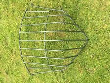 Vintage Twisted Style Cast Iron Corner Manger