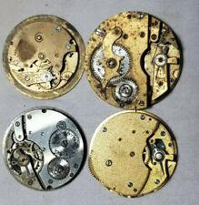 orologio da tasca Roskopf, tavannes  ricambi non funzionanti