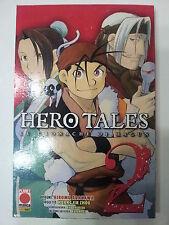 Hero Tales n. 2 di Hiromu Arakawa, H. Jin Zhou * Fullmetal Alchemist * -40%