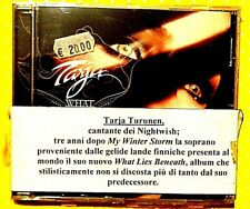 TARJA TURUNEN ( Nightwish)  -  WHAT LIES BENEATH  -  CD 2010 NUOVO E SIGILLATO