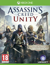 Assassin`s Creed Unity XBOXONE USATO ITA
