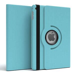 Pour Apple IPAD Mini 1 2 3 Housse de Protection Tablette Sac 360° Coque Bleu