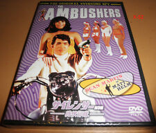 MATT HELM movie THE AMBUSHERS dvd (REGION 2 japan release) dean martin bev adams