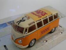 XXXX Fourex Man  VW Volkswagen Kombi Samba Bus Car 1:43 Classic Two Tone