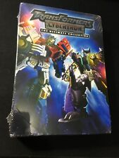 Transformers Cybertron - The Ultimate Collection Complete Series (DVD, 7-disc)