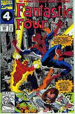 Fantastic Four # 362 (Paul Ryan, Guest: Spiderman) (Estados Unidos, 1992)