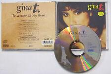 Gina T 1992/The Window of my heart/ITALO DISCO 290. 07. 171