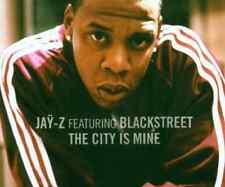 "JAY-Z ft BLACKSTREET ""The City Is Mine"" (CD-Single 1998) 5-Tracks Puff Daddy"