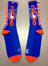 "208 ""BRONCOS"" socks (Mens, LG, Royal)"