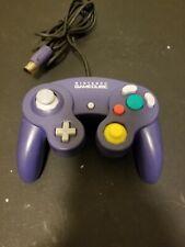 OEM Nintendo Indigo Gamecube Controller Gamepad.