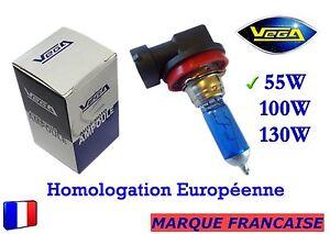 """► Ampoule Xénon VEGA® """"DAY LIGHT"""" Marque Française H11 55W 5000K Auto Phare ◄"""