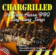 FRANKIE DAVIDSON Chargrilled 20 Great Aussie BBQ Sing-Along Songs CD BRAND NEW