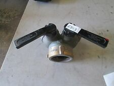 Akron Fire Hydrant Adapter Style 2881 2.50 NPSH X 1.50 NPSH 350 PSI Max (New)