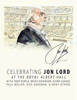 Celebrating Jon Lord [Blu-ray] [2014] [Region A and B] [DVD][Region 2]