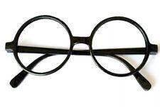 Harry Potter Glasses No Lenses Black Cosplay Costume Dress Up Us Seller