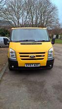 Ford Transit 110 T300S 2.2 SWB Camper Day Van Tailgate