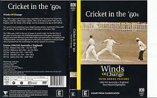 Cricket In The 60s:Winds of Change/1962/63 Australia V England-Cricket-2 DVD