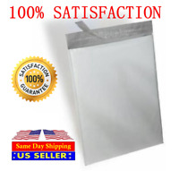 """200 10""""x13"""" Light Poly Mailer 2 Mil Shipping Mailing Packaging Envelope Bags"""
