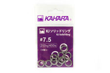 Kahara Solid Rings Stainless Steel Size 7.5 - 450lb (5732)