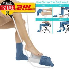 Strumpfanzieher Sockenanzieher Strumpfanziehhilfer Sockenanziehhilfe Socken DE