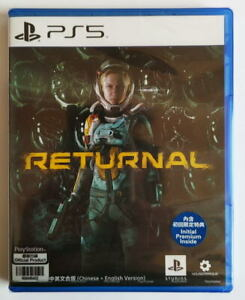 PS5 PlayStation 5 Returnal 死亡回归 HK Chinese/English version Video Game