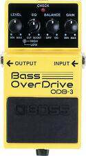 Boss ODB-3 Bass OverDrive Guitar Effects Pedal ODB3