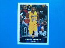 Figurine Panini NBA 2017-18 2018 n.251 Julius Randle Los Angeles Lakers