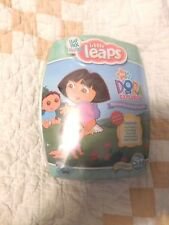 LeapFrog Baby Little Leaps Dora the Explorer Discovering Words & Language New