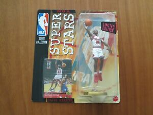 MATTEL NBA Super Stars Michael Jordan 2000 NY Toy Fair Exclusive BRAND NEW