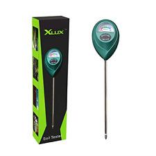 More details for xlux soil moisture meter, plant water monitor, hygrometer sensor for gardening,